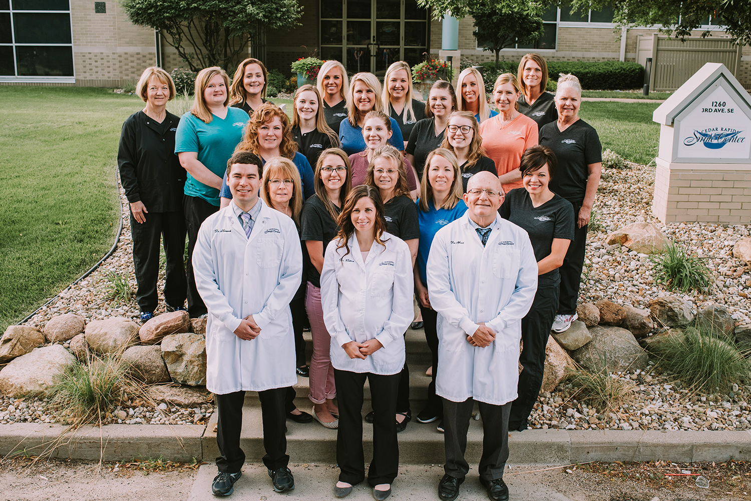 CRSC Dental Staff